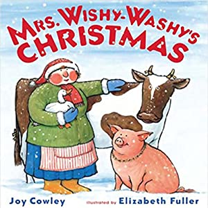 Mrs. Wishy-Washy's Christmas Audiobook