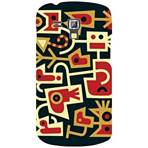 Back Cover for Samsung Galaxy S Duos 7582