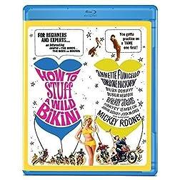 How to Stuff a Wild Bikini [Blu-ray]
