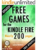 Free Games for the Kindle Fire (Free Kindle Fire Apps That Don't Suck Book 7)