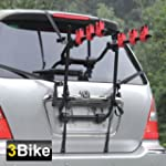 Popamazing 3 Bicycle Car Cycle Carrie...