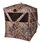 Ameristep Lee and Tiffany Crush Enforcer Hub Hunting Blind, Realtree Xtra