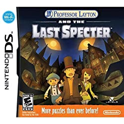 Professor Layton & The Last Specter - Nintendo DS