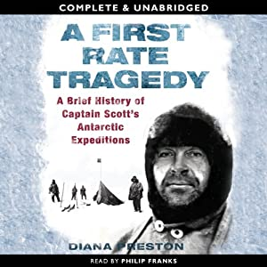 A First Rate Tragedy Audiobook