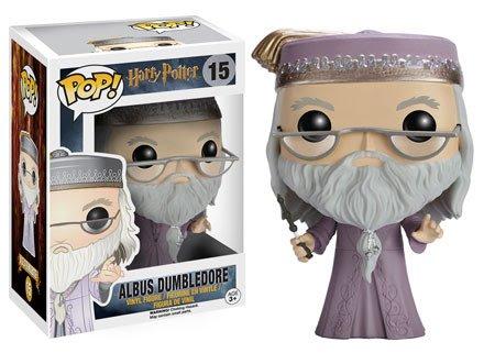 Harry Potter Albus Dumbledore with Wand Pop! Vinyl Figure