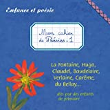 echange, troc Enfance et Poésie - Mon cahier de Poésies (vol.1)