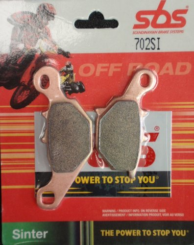 SBS OFF ROAD SINTERED BRAKE PADS SBS702SI