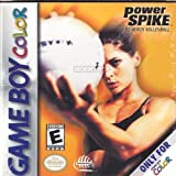 echange, troc Power Spike pro beach volleyball - Game Boy Color - US