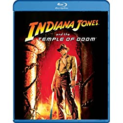 Indiana Jones & Temple of Doom [Blu-ray]