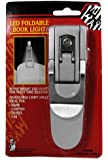 LED Foldable Compact Reading Book Light Travel Car Bed