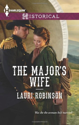 Image of The Major's Wife (Harlequin Historical)