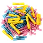 SOLOOP 100Pcs Assorted Heat Shrink Bu...
