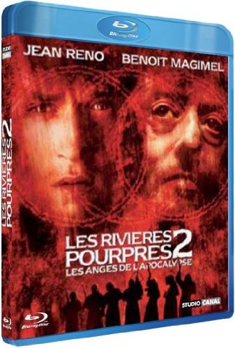 Багровые реки 2: Ангелы апокалипсиса / Les rivieres pourpres II - Les anges de l'apocalypse (2004) BDRip