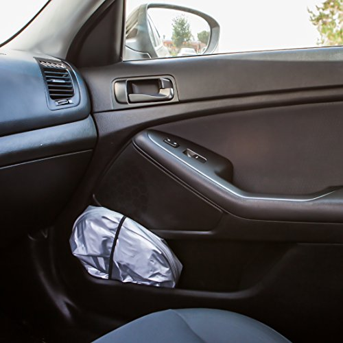 oxgord auto car sunshade foldable windshield sun shade visor for heat block wind shield screen. Black Bedroom Furniture Sets. Home Design Ideas
