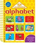 4 IN 1 SPIRALS:ALPHABET (First Time L...