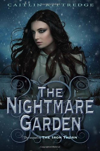 Cover of The Nightmare Garden: The Iron Codex Book Two
