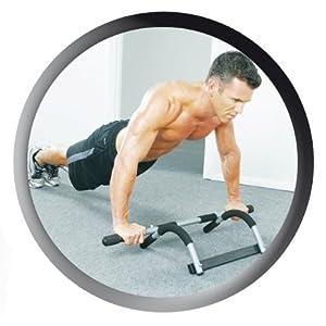 JML Iron Gym Total Upper Body Workout Bar