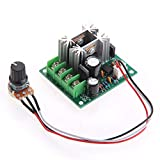 6V-30V 10A DC Motor Speed Control Pulse Width Modulation PWM Controller