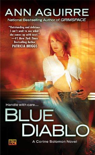 Image of Blue Diablo: A Corine Solomon Novel