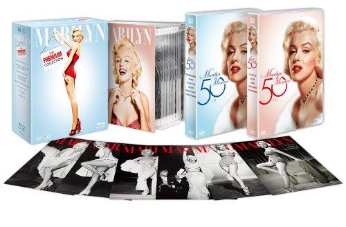 【Amazon限定】マリリン・モンロー・コンプリート・コレクション(19枚組) [Blu-ray]