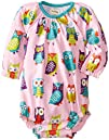 Hatley – Baby Girls Newborn Long Slee…