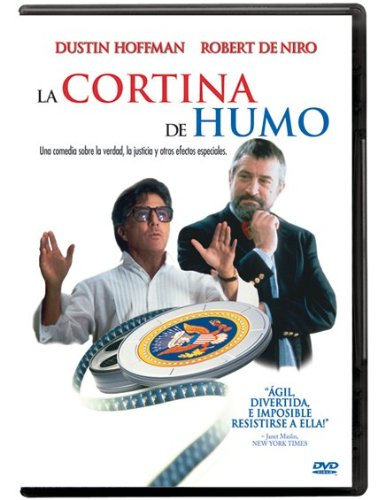 La Cortina De Humo [DVD]