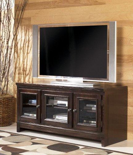 Cheap Martini Suite TV Stand Dark Brown Finish (W551-31)