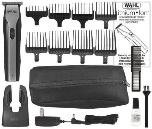 international shipping wahl lithium ion haircut beard grooming kit 9885 1201 11street. Black Bedroom Furniture Sets. Home Design Ideas
