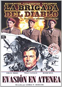 La Brigada Del Diablo (The Devil´S Bridge) (1968) / Evasión En Atenea (Escape to Athena) (1968) (2Dvds) (All Regions) (Import)