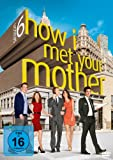 How I Met Your Mother - Season 6 3 DVDs  - Preisverlauf