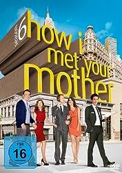 How I Met Your Mother - Season 6 [3 DVDs]