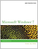 img - for New Perspectives on Microsoft Windows 7: Comprehensive (Available Titles Skills Assessment Manager (SAM) - Office 2010) book / textbook / text book