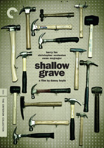 Cover art for  Shallow Grave (Criterion Collection)