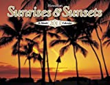 Hawaiian 16 Month Value Calendar 2013 Sunrises & Sunsets