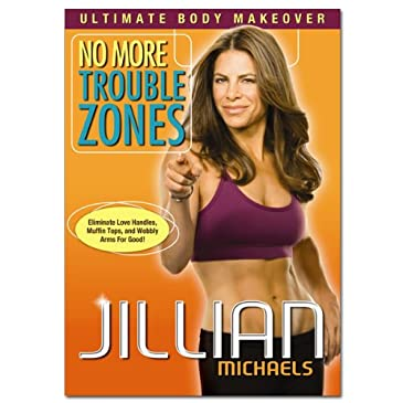 Jillian Michaels 'No More Trouble Zones' DVD
