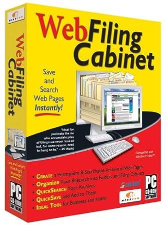 Web Filing Cabinet
