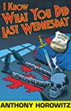 I Know What You Did Last Wednesday (Diamond Brothers)