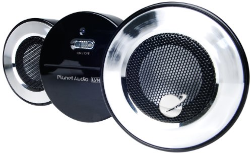 Planet Audio Pa200B Wireless Bluetooth Speaker