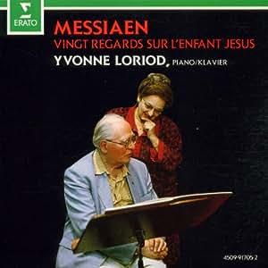 Messiaen: Vingt Regards Sur L'Enfant Jesus