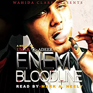 Wahida Clark Presents: Enemy Bloodline Audiobook