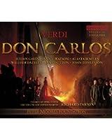 Verdi: Don Carlos (Don Carlos)
