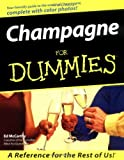 img - for Champagne For Dummies book / textbook / text book