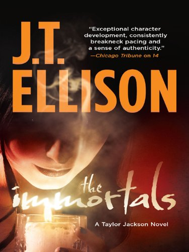 The Immortals Book Trailer