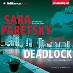 Deadlock: A V.I. Warshawski Mystery, Book 2 (       UNABRIDGED) by Sara Paretsky Narrated by Susan Ericksen