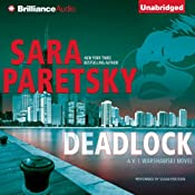 Deadlock: A V.I. Warshawski Mystery, Book 2 | Sara Paretsky