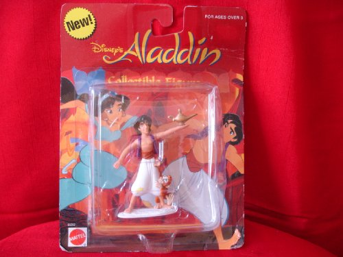 Buy Low Price Mattel ALADDIN FIGURE /ALADDIN AND ABU (B002TE0HY4)