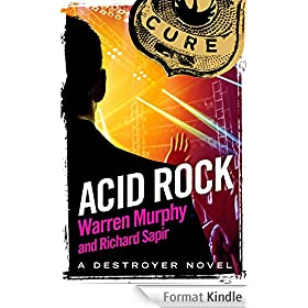 Acid Rock: Number 13 in Series (The Destroyer) (English Edition)