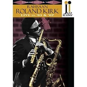 Roland Kirk Three For Dizzy