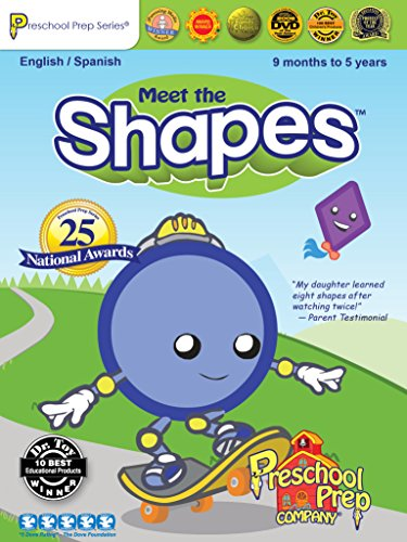 Amazon Com Meet The Shapes Kathy Oxley Amazon Digital