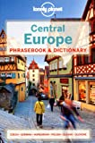 img - for Lonely Planet Central Europe Phrasebook & Dictionary book / textbook / text book